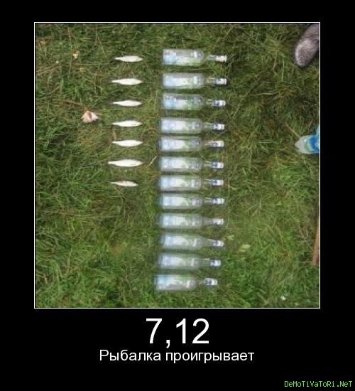 12 7 рыбалка проигрывает